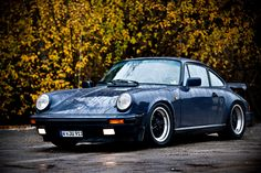 Porsche 911 turbo: Love these beautiful eyes and everything.