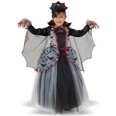 Girl's Vampire Costume Girls Vampire Costume, Vampire Costumes, Halloween Costumes For Kids, Halloween Party, Special Occasion, Arts And Crafts, Cosplay, Clothes, Dresses