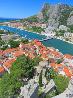 A visit to Omiš, Croatia's Adventure Capital. And why it's my favorite small town in Croatia. - The Travels of BBQboy and Spanky