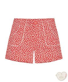 Little Bird by Jools Ditsy Floral Shorts
