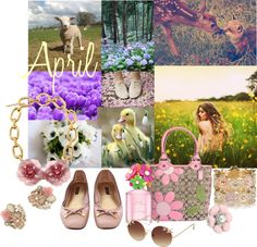 """""""April Come She Will"""" by gregory-joseph on Polyvore"""