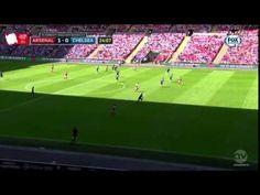 Arsenal vs Chelsea - All Goals & Highlights - FA Community Shield 2015 Arsenal Vs Chelsea, Fa Community Shield, Highlights, Goals, Youtube, Luminizer, Hair Highlights, Youtubers, Highlight