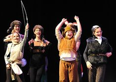 "theater Peter Pan | Lorain County Children's Pioneer Theatre production of ""Peter Pan ..."