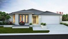 Resultado de imagen de brick single story house facades