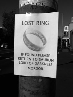 Lost ring                                                                                                                                                                                 Mehr