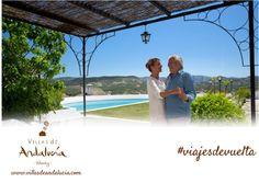 Vive #viajesdevuelta en Hoteles Villas de Andalucía. Un viaje por la Andalucía rural