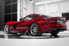 fastest cars in 2013 - 005 - SRT Viper