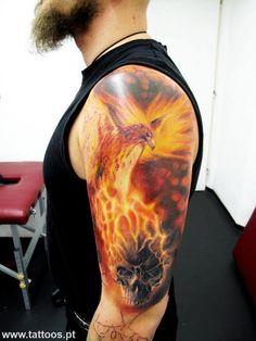 Tattoos Fénix