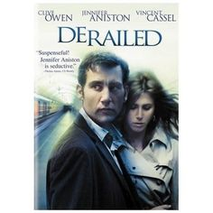 Derailed (DVD, 2006, R-rated version; Full Frame) USED