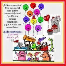 pinteres feliz cuplianos compadre - Google Search Happy Week, Comics, Kids, Google, Happy Love, Happy Birthday Daddy, Happy Birthday Little Brother, Happy Birthday Text Message, Young Children