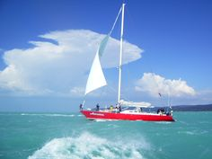 #Adriatica in navigazione nel Mar dei #Caraibi #sailing