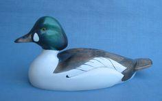 Robert Kelly Woodcarvings - Duck Decoy Carvings