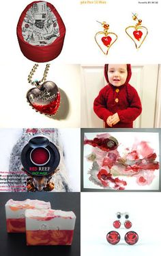 Winter reds by Emily on Etsy--Pinned with TreasuryPin.com