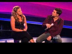 "Lauren Alaina & Scotty McCreery sing  ""I Told You So"" on American Idol 2011, Season 10, 3/2011.  ""I Told You So"" was written by Randy Travis."