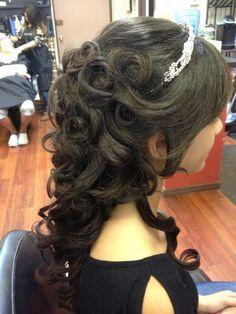 Awe Inspiring Hair Down Hairstyles And Curls On Pinterest Hairstyles For Men Maxibearus