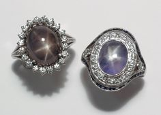 """Sapphire gems  displaying asterism are  known as """" star sapphires """", and if transparent are especially prized. Description from picture478.bloguez.com. I searched for this on bing.com/images"""