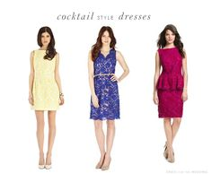 Wedding Guest Attire: What to Wear to a Wedding (Part 2)