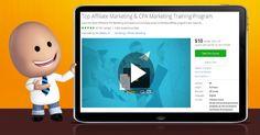 [93% Off] Top Affiliate Marketing & CPA Marketing Training Program| Worth 145$