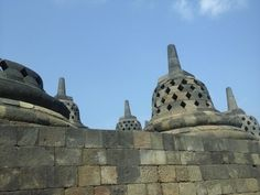 Borobudur temple -Magelang, Indonesia.