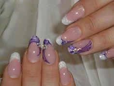 """I love manicures:-)"