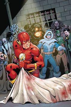 Joshua Williamson on the road to 'Flash War. Flash Comics, Dc Comics Art, Batman Returns, Batman Vs Superman, Comic Book Covers, Comic Books Art, Power Rangers, Star Trek, Comics