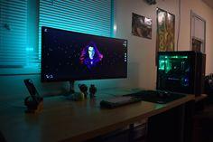 My college setup (aka The Cube)