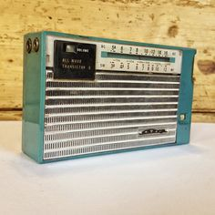 Sharp Transistor Six Model TR-237 Portable by TheCobbleHillCo