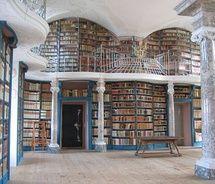 books upon books...
