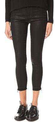 Shop Now - >  https://api.shopstyle.com/action/apiVisitRetailer?id=602801636&pid=uid6996-25233114-59 J Brand Alana High Rise Crop Skinny Jeans  ...