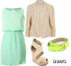 Mint Mint Mint!, created by shutch1996 on Polyvore