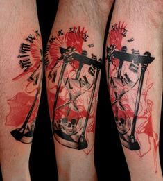 Group of: BuenaVistaTattooClub - Realistic Trash Polka Tattoos ...