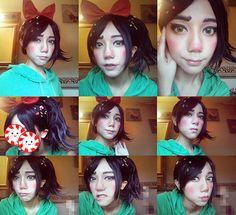 Vanellope cosplay test by ~sorayomi on deviantART