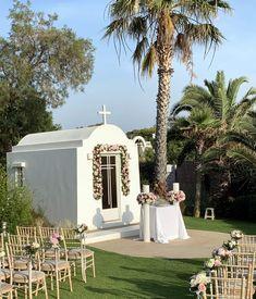Greece Wedding, Gazebo, Outdoor Structures, Wedding In Greece, Kiosk, Pavilion, Cabana