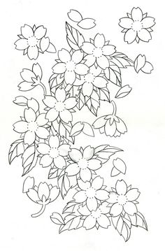 Cherry Blossom Tattoo Designs | Cherry Blossoms.