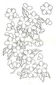 Cherry Blossom Tattoo Designs | Cherry Blossoms.
