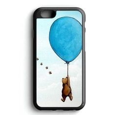 Winnie The Pooh Balloon Fly iPhone 7 Case