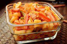 Pasta the punjabi style !! ☺ #food