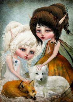 Sisters elves