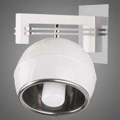 Nástěnné svítidlo SANGA SG/KU/K/WH 1xE14/60W bílá