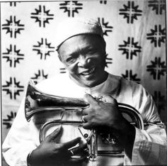 Hugh Masekela ) by Photographer Unknown to Me Hugh Masekela, Jaz Z, Room Decor, African, Ear, Singer, Music, Artwork, Musica
