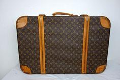 Nu in de #Catawiki veilingen: Louis Vuitton - Stratos 70 Koffer - VIntage
