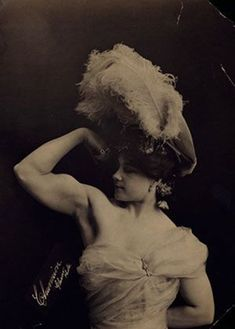 "This collection gives us a whole new glimpse of women from the early 20th century.   Circus girl   1905   Abbye ""Pudgy"" Stockton, known as The ""First Lady of Iron"", ca. 1940s   Athleta Van Huffelen, ca. 1890s   Circus strong woman, 1905   Frances ""Athelda"" Rheinlander   Joan Rhodes, a.k.a Josie Terena Kate […]"