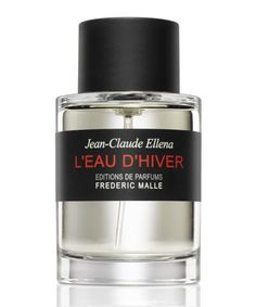 Frederic Malle - L'Eau d'Hiver  another favorite - a creamy heliotrope blended with a musk cocktail with a touch of honey. not too sweet or too floral. beautiful scent
