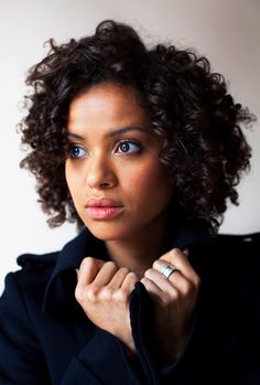 Gugu Mbatha-Raw photographed by Harry Borden for Spectator Life