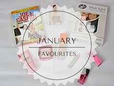January favourites | 2016