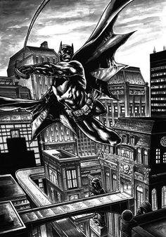 Batman by Marcelo DiChiara *