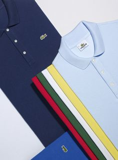 Lacoste Tees for Esquire - Sarah Parker Creative