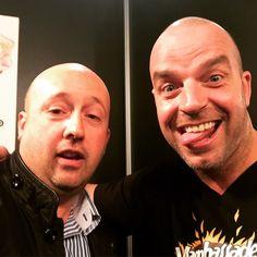 Andy Vd Meijde en ik hebben dezelfde kapper ;-) #hoedan
