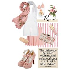 Rosie, created by charlotte-bilton-carver on Polyvore
