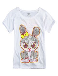 GLITTER CRITTER TEE | GIRLS TOPS & TEES CLOTHES | SHOP JUSTICE